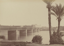 Emile Bechard <br> The new Cairo in 1874