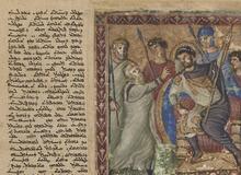 Bible syriaque. Ancien Testament et quelques feuillets du Nouveau <br> VIe-VIIe s.