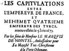 Capitulations