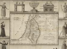 خرائط الأرض المُقدّسة في الأزمنة الإنجيلية