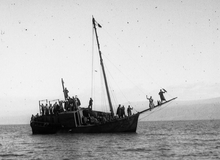 Autour de la mer morte