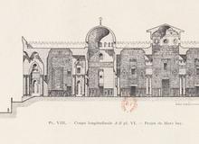 La mosquée El-Rifaï au Caire <br> 1912