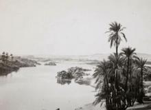 Photographies du Nil <br> Fonds André Robert. 1911-1931