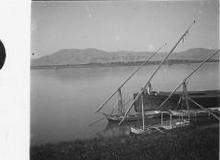 Photographies du Nil <br> Fonds Jules Touzard. 1931