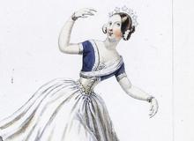 La Péri, ballet de Coralli, Gautier et Burgmüller : 5 costumes. 1843
