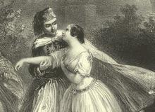 Album de l'Opéra, N.°7, La Péri : 2eme acte, 6eme scène. 1843