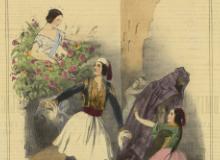 Panthéon Théâtral, Académie Royale de Musique, N.°1, La Péri, ballet : acte 1er, scène dernière. 1843