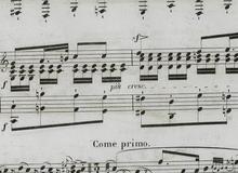 Partitions par Henri Herz. 1843-1844