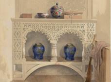Scènes de la vie moderne en Égypte extraits du fonds Émile Prisse d'Avennes