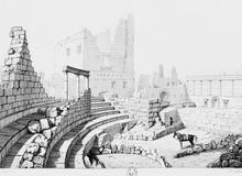 Syrie centrale : architecture civile et religieuse du Ier au VIIe siècle <br> M. de Vogüé. 1865