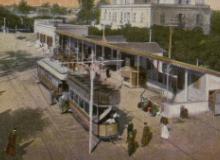 "Alexandria : the ""Tram"" symbol of modernity"