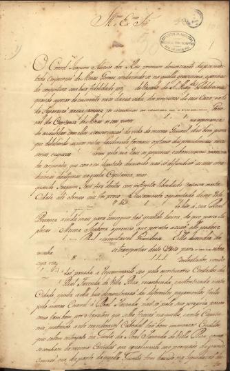 Autos da devassa relativa à premeditada conjuração de Minas Gerais de 1789
