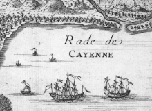 Cayenne et Guyane française