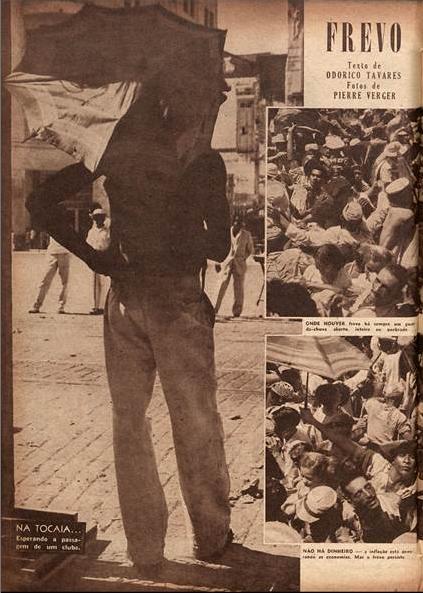 Frevo  O Cruzeiro. 1947