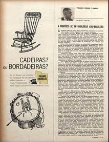 Um babalorixá afro-brasileiro  O Cruzeiro. 1961