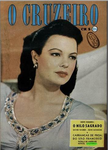 O Cruzeiro. Edição 45  1947
