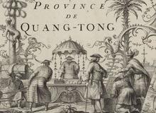 Les cartes de Chine dans la collection d'Anville