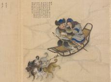 丝绸与养蚕业