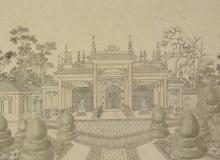 Vues de l'une des maisons de plaisances de l'Empereur de la Chine, à Yuen-ming-Yuen, construites dans le goût europeen <br> 1794