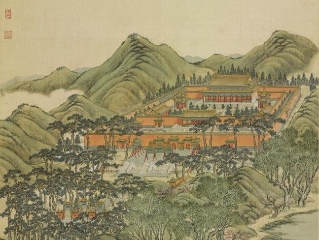 Yuanmingyuan - les 40 vues du jardin de la clarté parfaite
