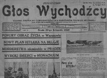 La presse de l'immigration polonaise en France  Les collections de la contemporaine