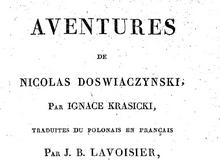 La France et les français dans la littérature polonaise