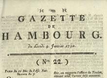 Gazette de Hambourg