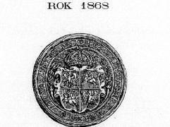 Rocznik / Annuaire 1868