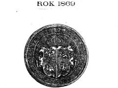 Rocznik / Annuaire 1869