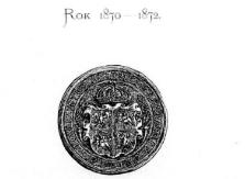 Rocznik / Annuaire 1870-1872