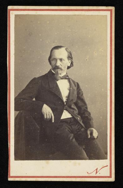 Iwaszkiewicz <br> Nadar (1820-1910). 1860-1869