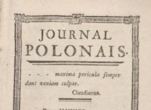 Journal Polonais