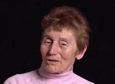 Hélène Langevin, petite-fille de Marie Curie <br> Vidéo MNHI