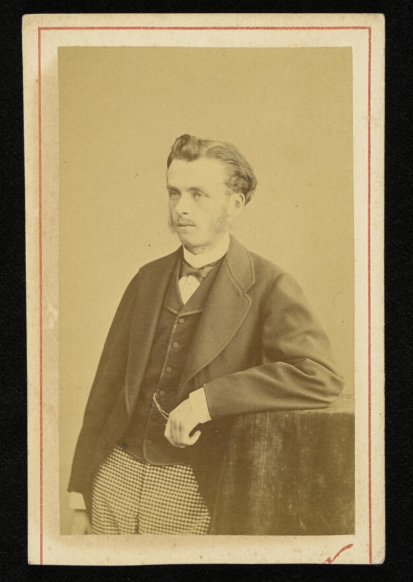Leon Jablonski <br> Nadar (1820-1910). 1870