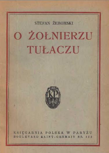 O Żołnierzu tułaczu <br> 1946