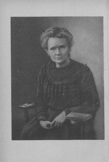 Autobiografia <br> Maria Skłodowska-Curie. 1962