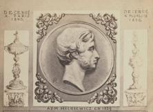 Adam Mickiewicz (1798-1855)