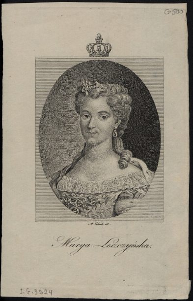 Maria Leszczyńska  A. Schule