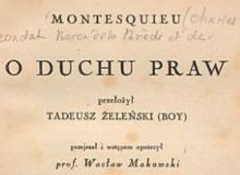 O duchu praw. T. 1. 1927