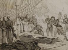 Opis pogrzebu Cesarza Napoleona w Paryżu dnia 15. grudnia 1840 (Funérailles)  1841
