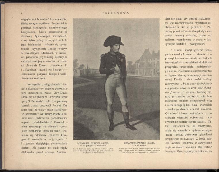 Napoleon : (Legiony i Księstwo Warszawskie)E. Łuniński. 1911