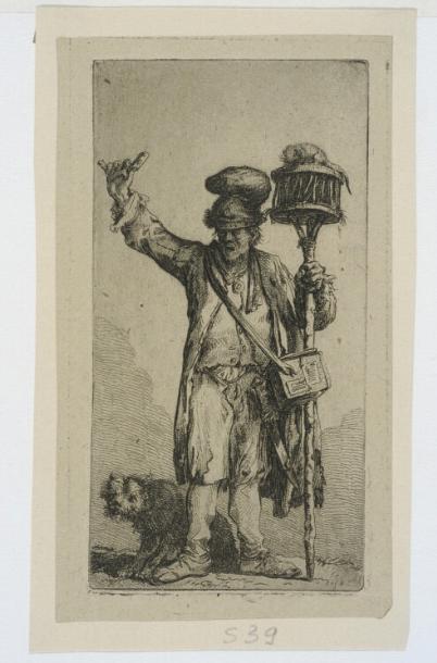 Przekupień trucizny na szczury większy  1781