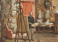 Les artistes polonais à Paris