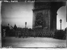 La Grande Guerre et la question polonaise (XXe)