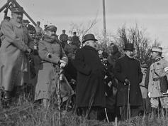 Marszałek Piłsudki. 1921
