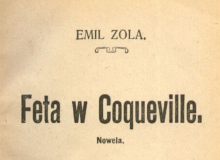 Feta w Coqueville : nowela. 1908