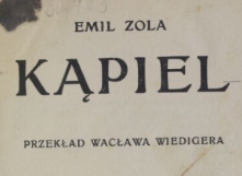 Kąpiel. 1913