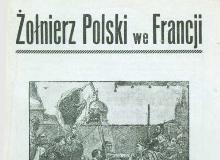 Żołnierz Polski we Francji <br> 1939