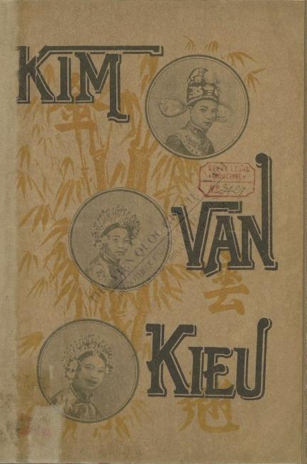 Kim-Vân-Kiều : Truyện An-nam  D. Nguyễn. 1924