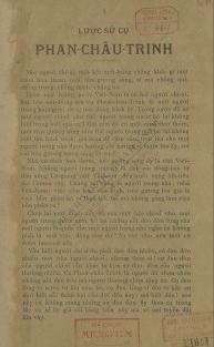 Tập diễn thuyết của ông Phan Chu Trinh  1926